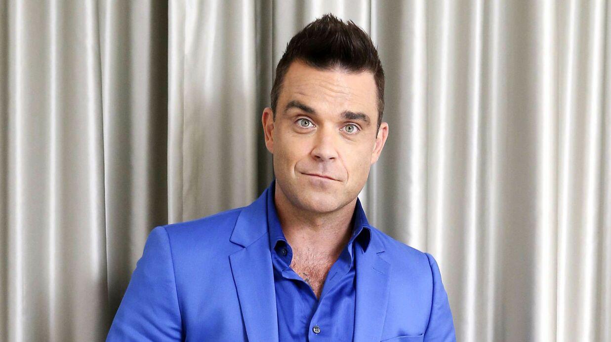 Robbie Williams se rêve en «bonne à tout faire» de sa femme