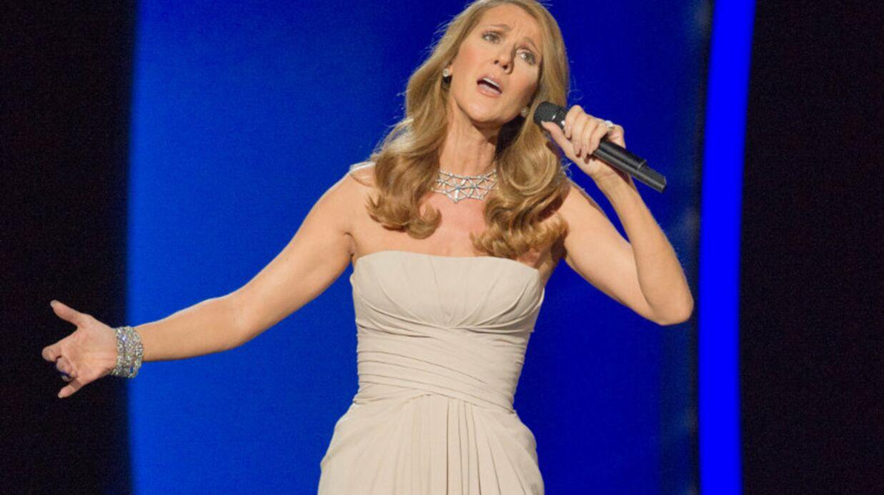 Céline Dion en duo avec Johnny Hallyday sur son prochain album
