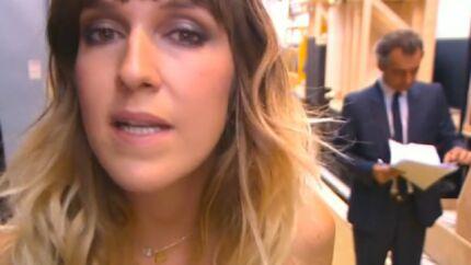 VIDEO Daphné Bürki nue pour la rentrée du Grand Journal