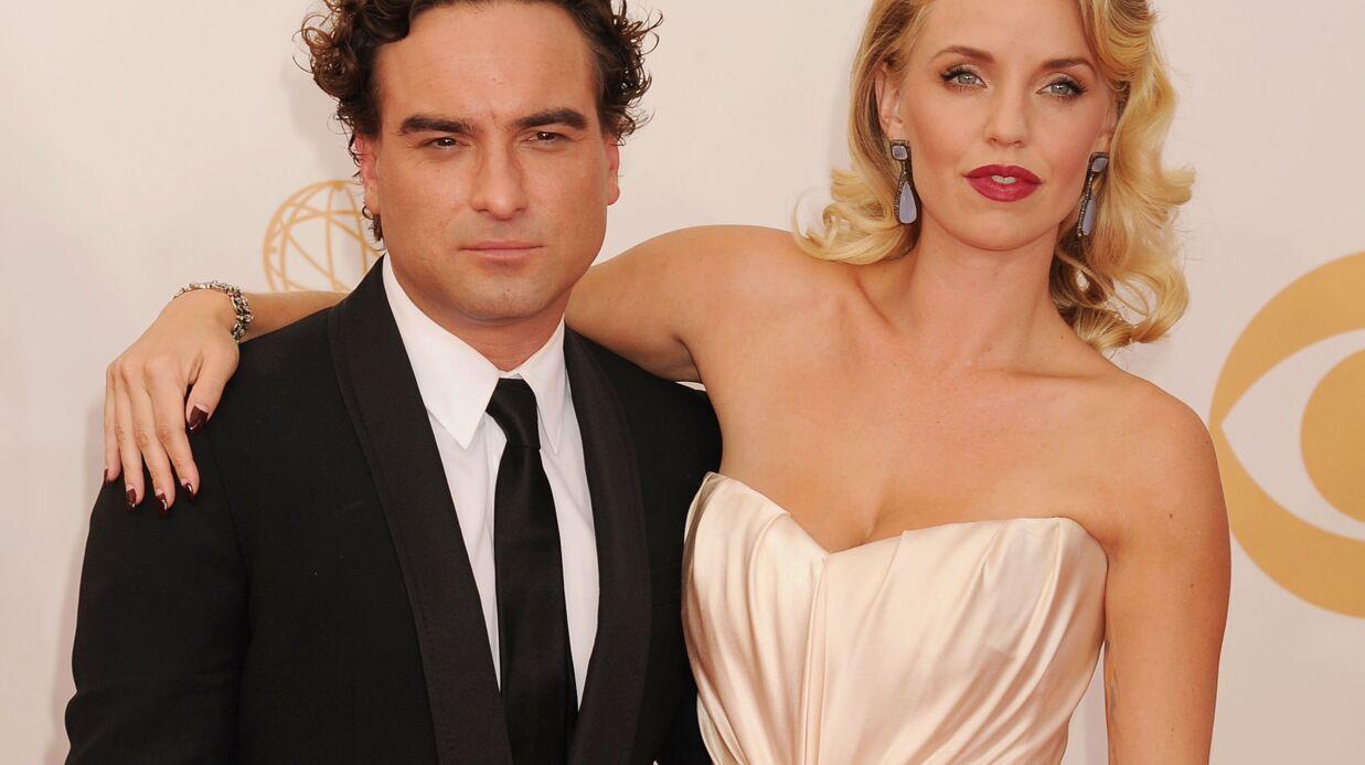 Johnny Galecki (The Big Bang Theory) et Kelli Garner ont rompu