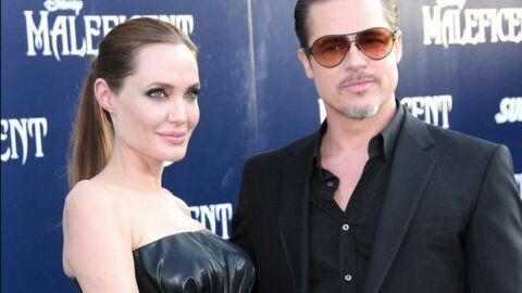 Brad Pitt et Angelina Jolie: pour fleurir leur mariage, ils ont fait appel à une commerçante du coin