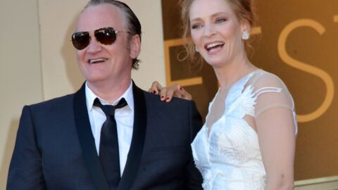Uma Thurman dément toute relation amoureuse avec Quentin Tarantino