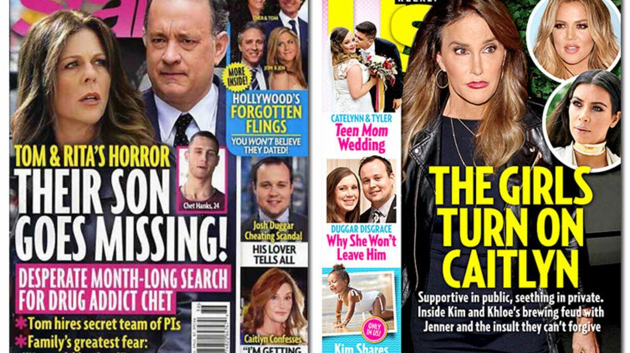 En direct des US: le fils de Tom Hanks a disparu