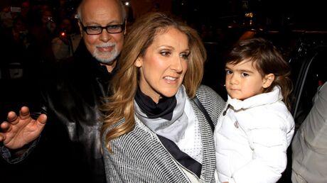 Le fils de Céline Dion voit son avenir en talons hauts
