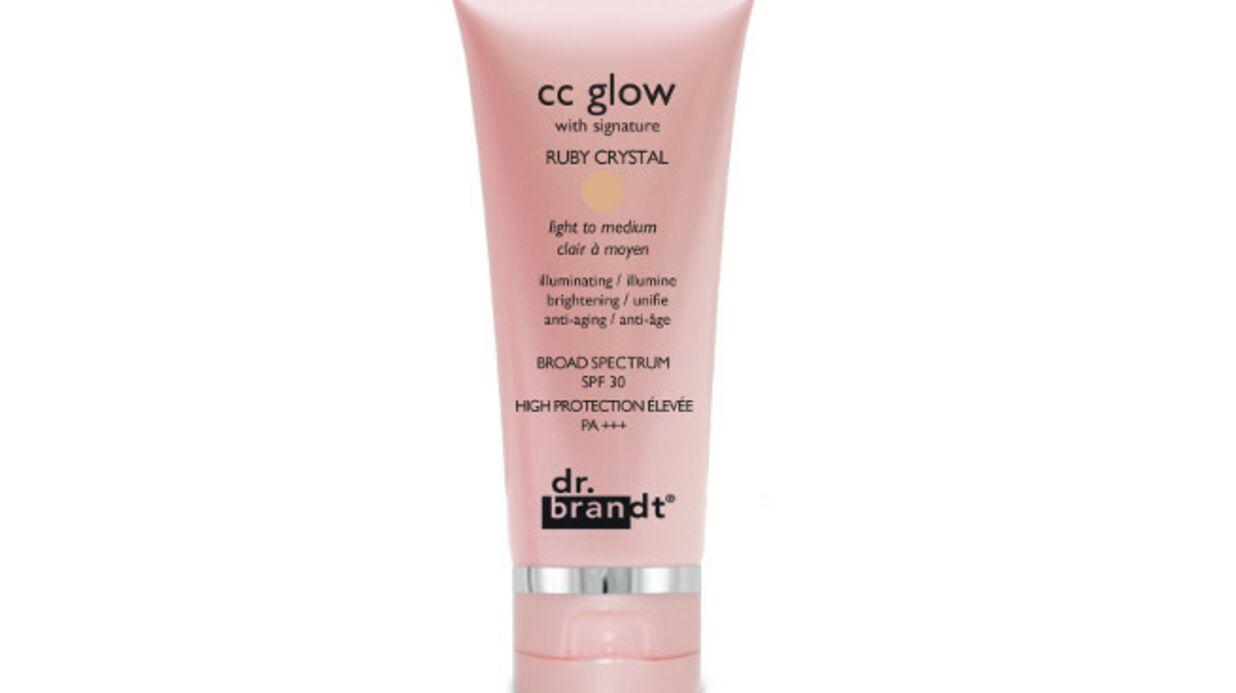 CC Glow ou le pouvoir du rubis par Dr. Brandt