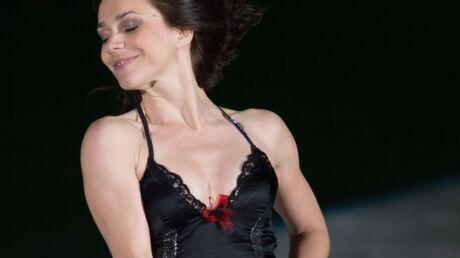 PHOTOS Nathalie Péchalat terriblement sexy pour sa tournée d'adieux