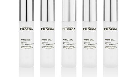 Filorga invente la perfusion cosmétique d'acide hyaluronique.