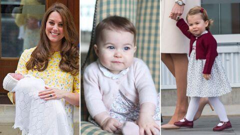 PHOTOS La princesse Charlotte fête ses deux ans aujourd'hui: happy birthday!