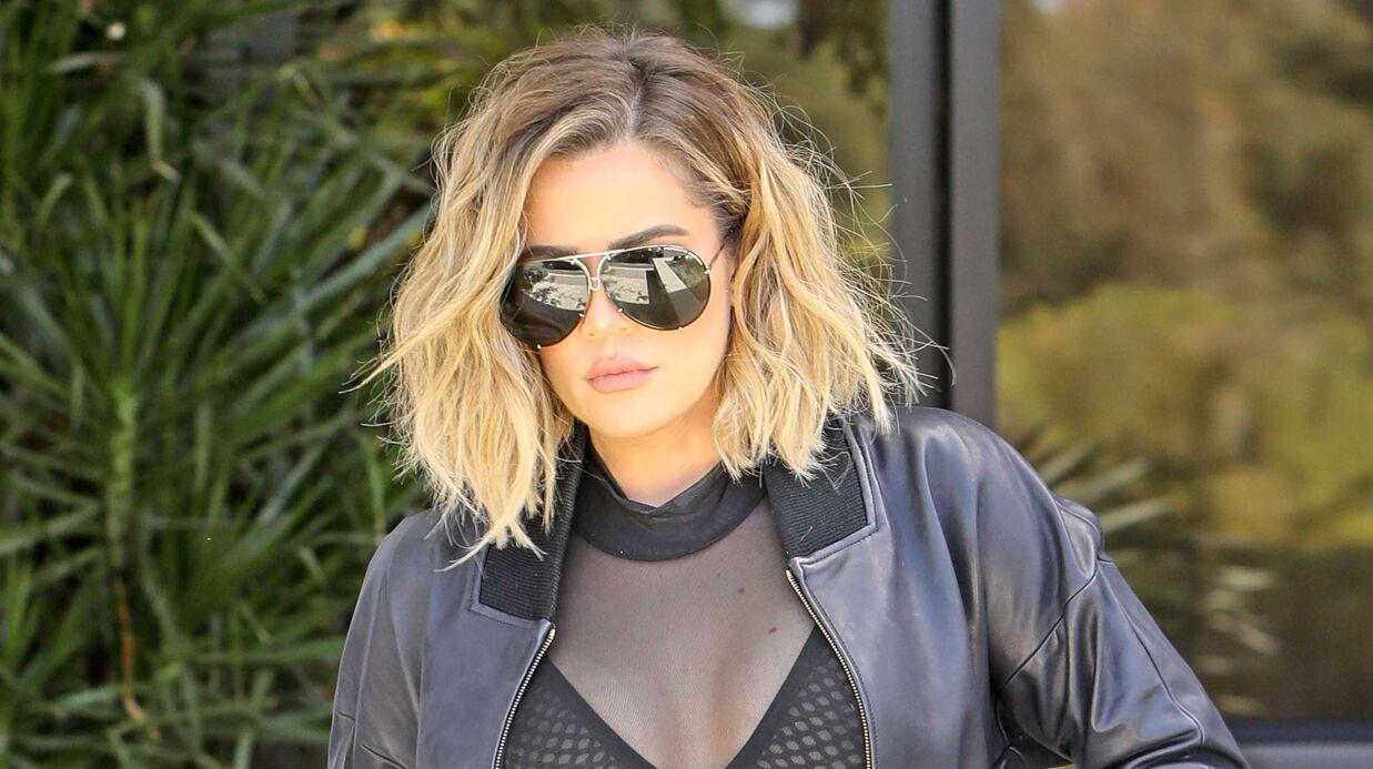 Khloé Kardashian poursuivie en justice pour avoir utilisé une photo d'elle sans autorisation