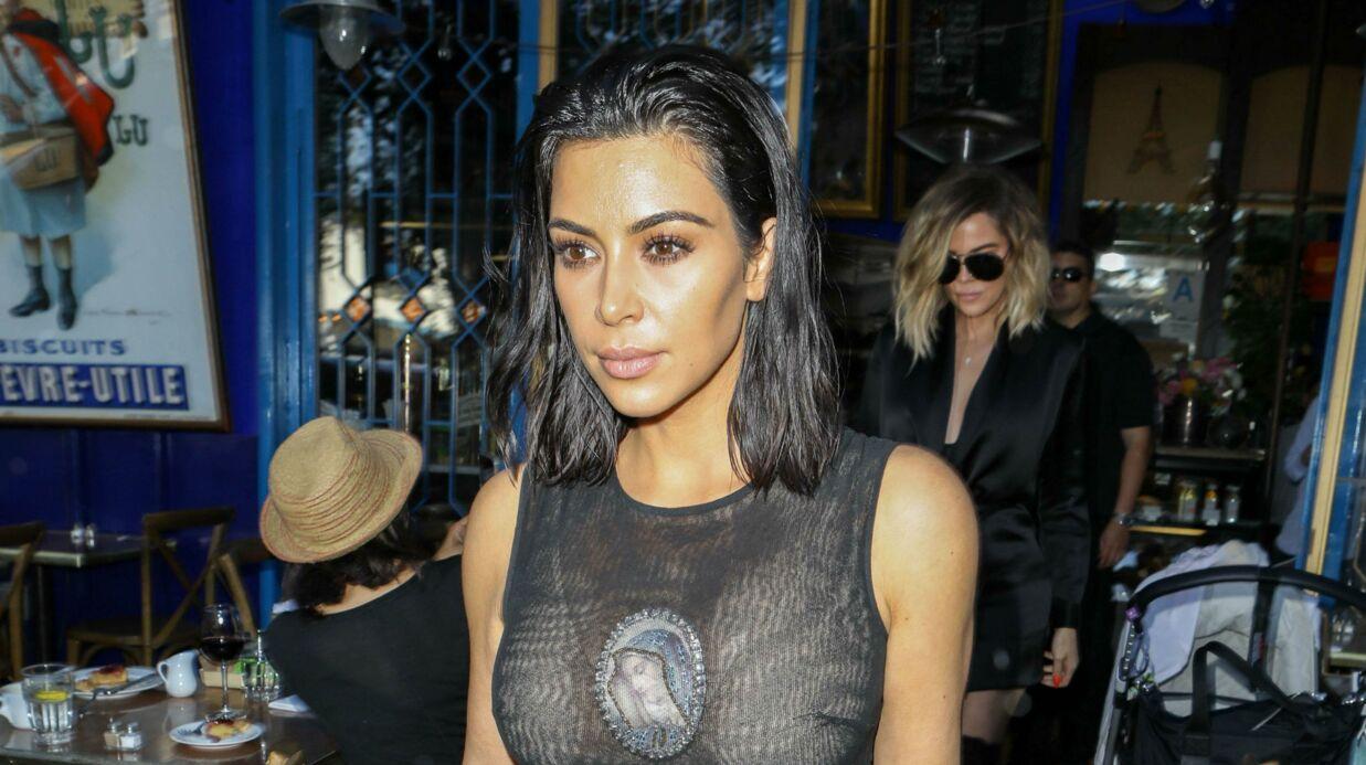 PHOTO Kim Kardashian affole ses fans avec une photo très hot