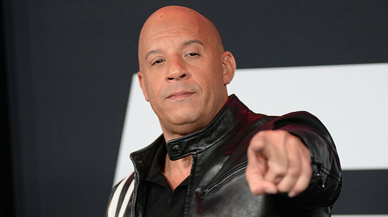 Vin Diesel se transforme en rappeur aux Billboard Latin Music Awards