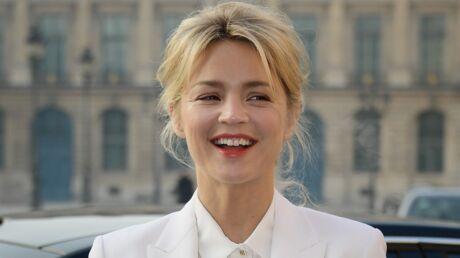PHOTO Virginie Efira dévoile un téton sur l'affiche du film Sainte Vierge