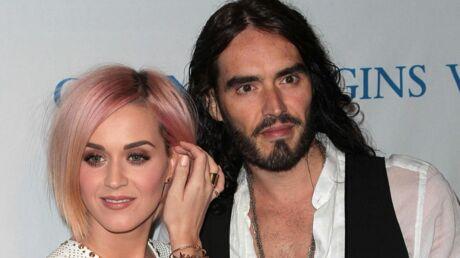 Katy Perry et Russell Brand séparés après une violente dispute