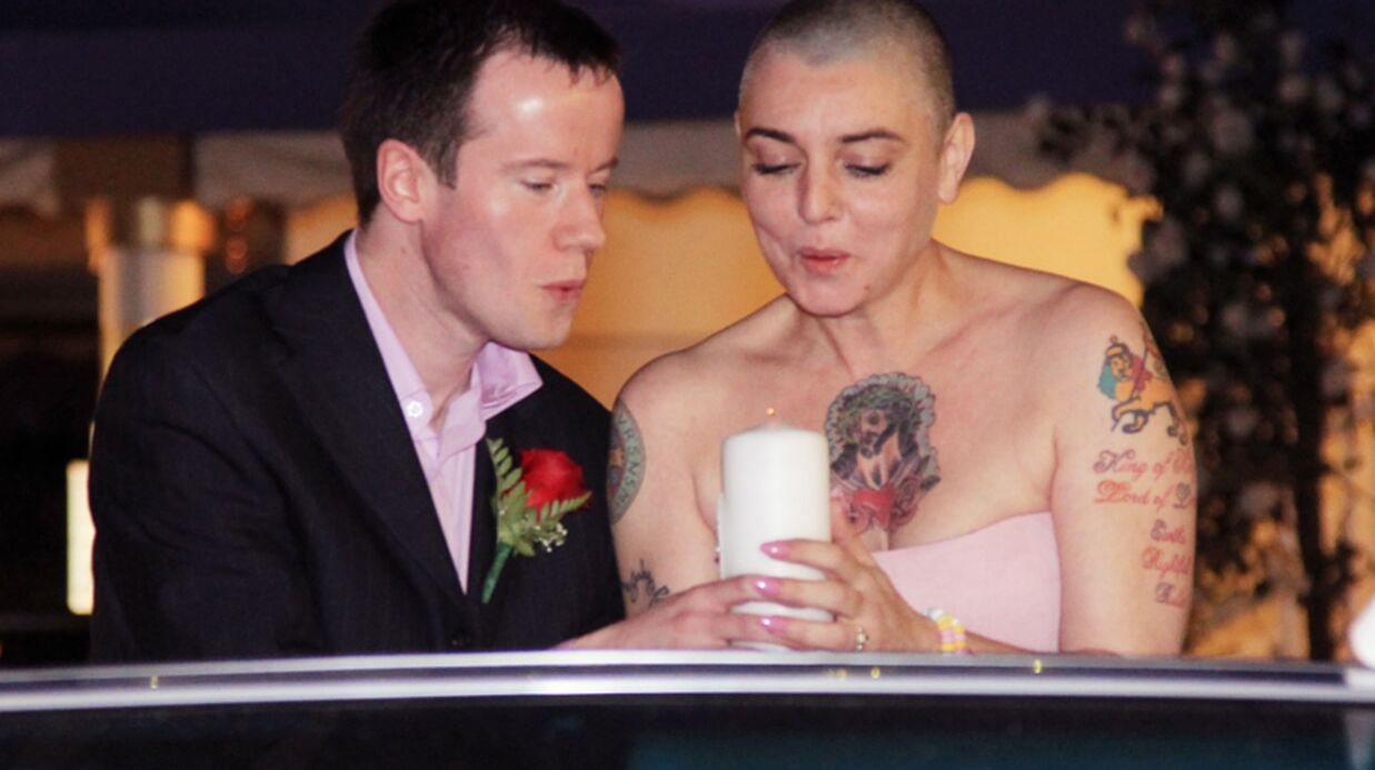 Sinéad O'Connor: 16 jours de mariage mais 4 ans pour divorcer?