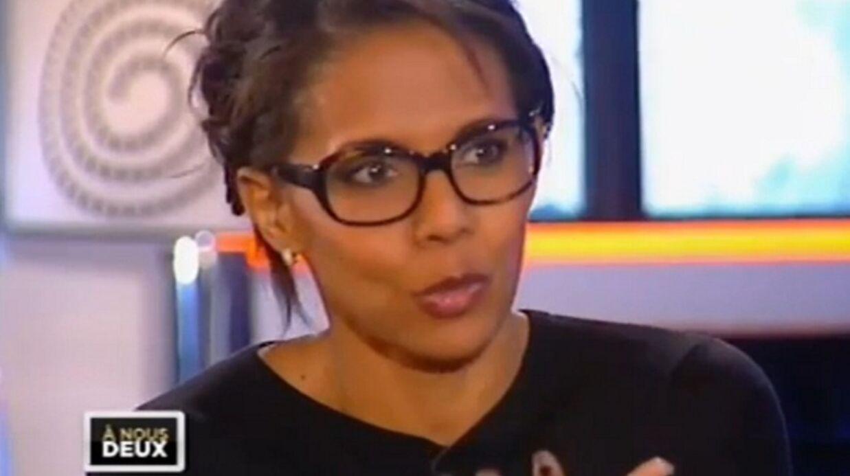 Audrey Pulvar annonce le véritable prix de ses lunettes