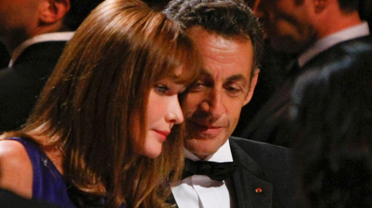 Nicolas Sarkozy et Carla Bruni au Cap Nègre pour le réveillon