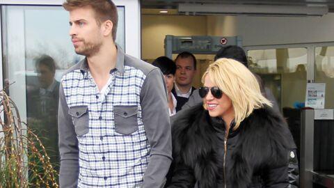 Shakira a accouché: une mauvaise blague de Gerard Piqué