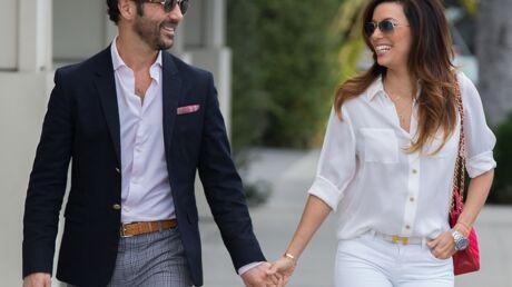 PHOTOS Eva Longoria radieuse au bras de son boyfriend José Antonio Baston