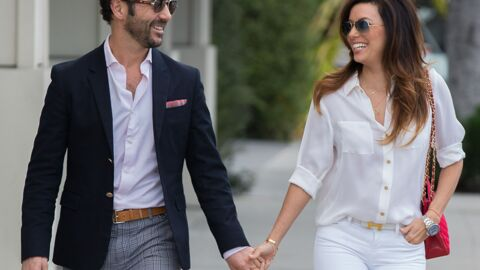 PHOTOS Eva Longoria radieuse au bras de son boyfriend José Antonio Baston