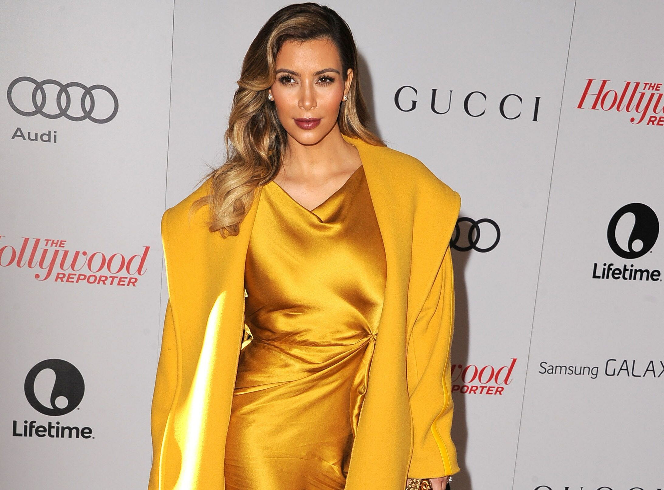 Kim Kardashian offre une mini Lamborghini à North pour Noël