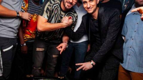 PHOTO Karim Benzema fête ses 28 ans dans un club de Dubaï