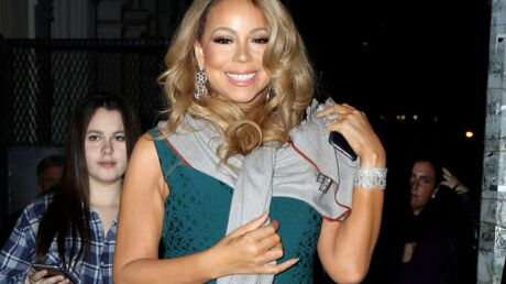 PHOTO Mariah Carey pose en maillot de bain… dans la neige