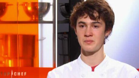 Top Chef: Ruben va abandonner Sciences Po pour la cuisine