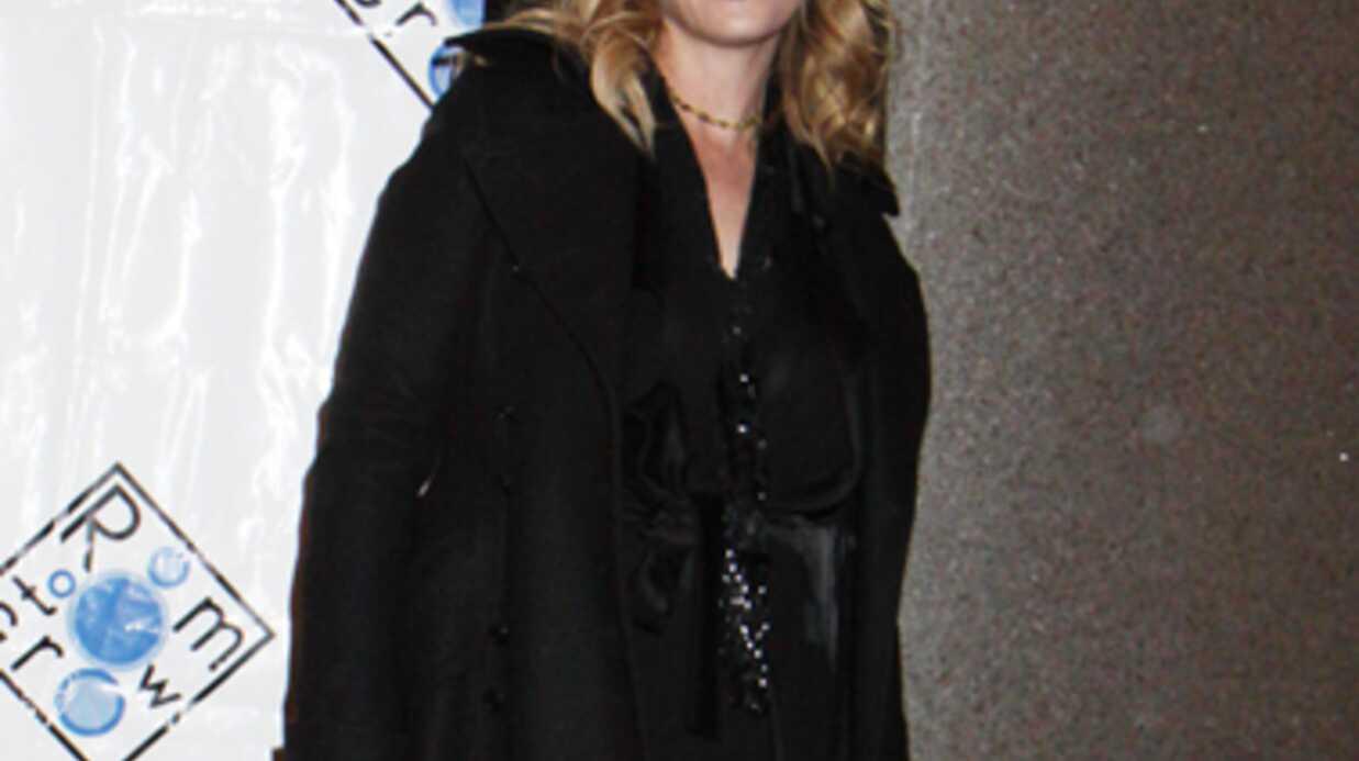 À 41 ans, Uma Thurman est enceinte de son troisième enfant