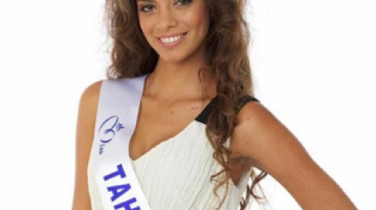 Hinarani de Longeaux, alias Miss Tahiti, se lance en politique