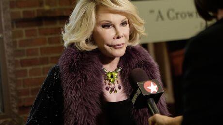 Interview – Joan Rivers: «Bitcher, c'est ma fontaine de jouvence»