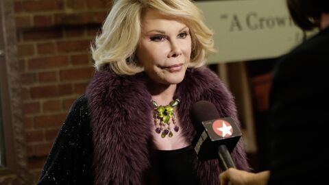 Interview – Joan Rivers : « Bitcher, c'est ma fontaine de jouvence »