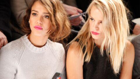 DIAPO Jessica Alba, Emma Roberts… Les stars sont toutes à Paris pour les défilés