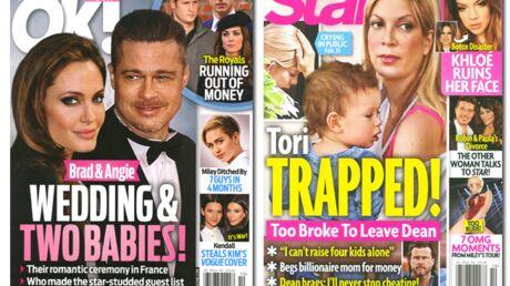 En direct des US: le 24 mai, Brad Pitt et Angelina Jolie se diront OUI