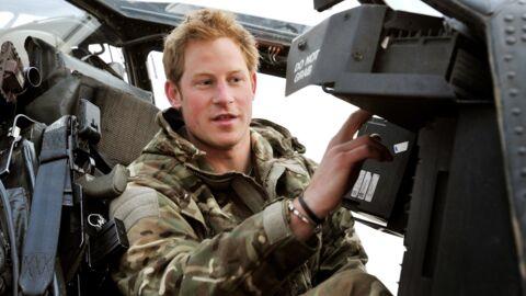 Le prince Harry va quitter l'armée
