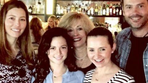 Jessica Biel: Réunion des acteurs de «7 à la maison» dans son restaurant!
