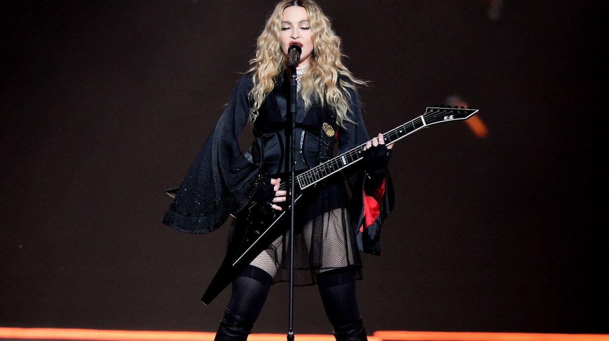 Madonna: ses concerts boycottés aux Philippines