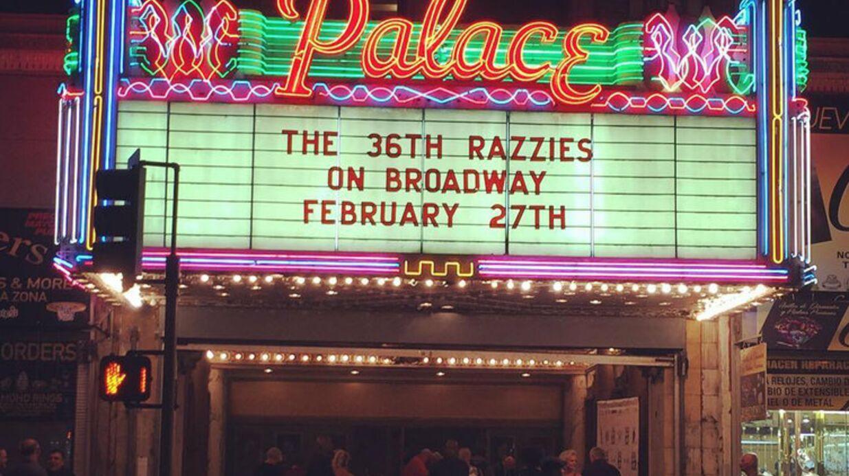 En direct de Los Angeles – Oscars 2016: avant le grand soir, on s'est échauffé aux Razzie