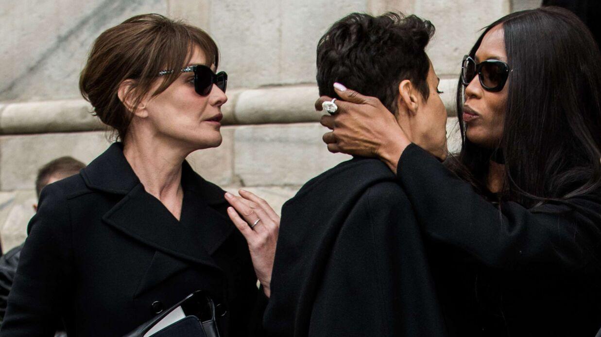 Carla Bruni, Naomi Campbell, Kate Moss… toutes réunies pour rendre un dernier hommage à Franca Sozzani