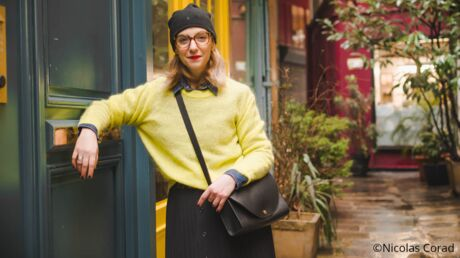 Mode #le-défi-de-Virginie: porter du jaune poussin sans avoir l'air d'un oiseau tombé du nid