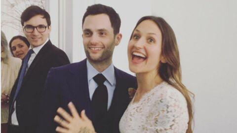 Penn Badgley: le héros de la série Gossip Girl vient de se marier
