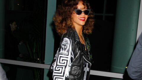 Rihanna: jurée sur Sky Living