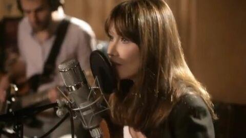 VIDEO Découvrez le nouveau single de Carla Bruni-Sarkozy