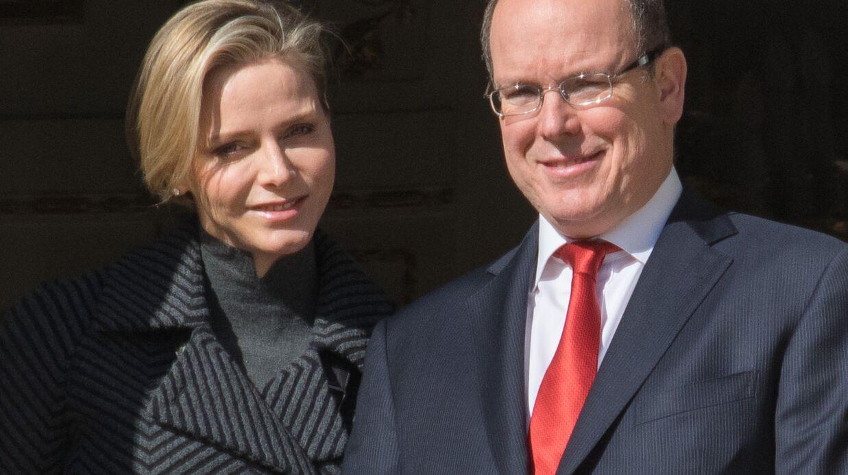 PHOTOS Charlène de Monaco radieuse pour célébrer la Sainte Dévote
