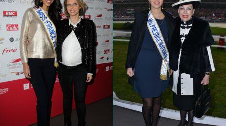 PHOTOS Concours de Miss au Grand prix d'Amérique
