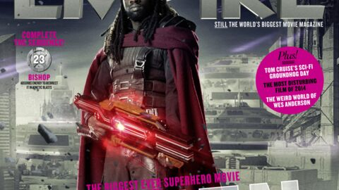 PHOTOS Omar Sy en couverture d'un magazine US pour X-Men