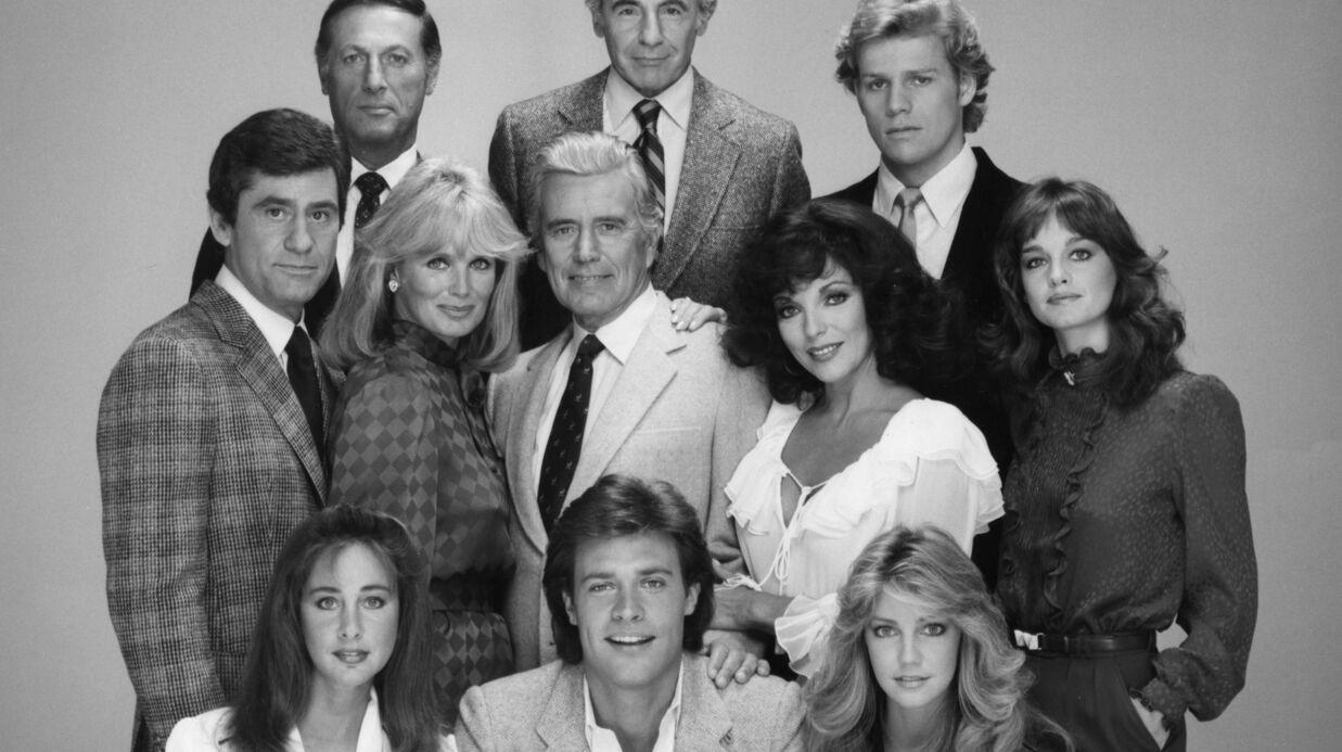 PHOTO Une partie du casting de Dynastie réuni 25 ans après la fin de la série