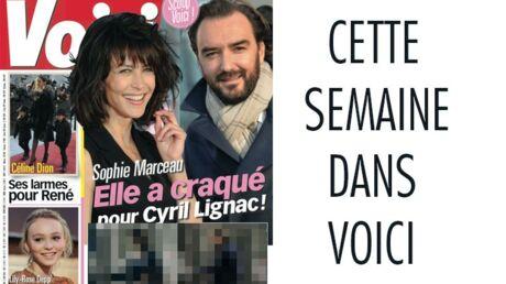 Cette semaine dans Voici: Sophie Marceau a craqué pour Cyril Lignac