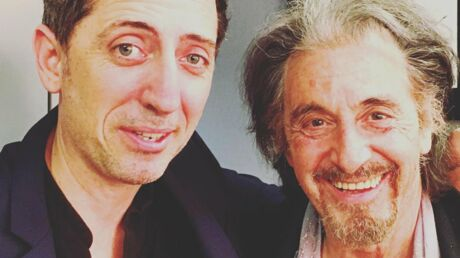 PHOTO Gad Elmaleh a un nouveau fan… Al Pacino !