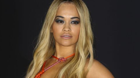 PHOTO Rita Ora hyper sexy et topless en couverture de Lui