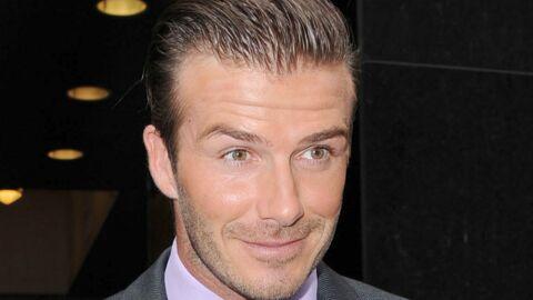 David Beckham styliste pour H&M